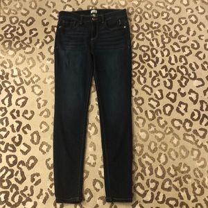 Sneak Peek skinny jeans
